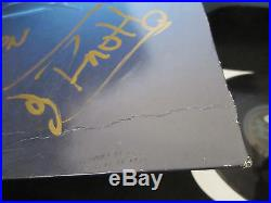 311 ST US Vinyl LP Signed Copy Blue Album Nick Hexhum Down Three Eleven