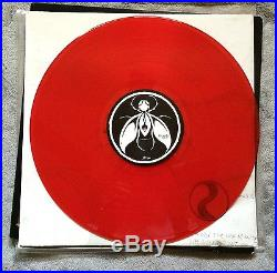 blood signed vinyl album