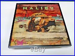 ANDERSON PAAK Signed + Framed MALIBU Vinyl Record Album