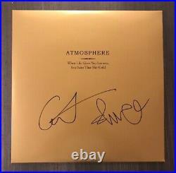 ATMOSPHERE signed vinyl album WHEN LIFE GIVES YOU LEMONS SLUG & ANT 1