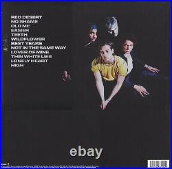 AUTOGRAPHED- 5 Seconds of Summer CALM Exclusive PINK Vinyl 5SOS LP 0718