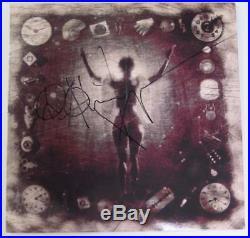 Al Jourgensen MINISTRY Signed Autograph Psalm 69 Album Vinyl LP
