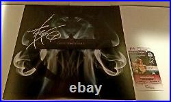 Amy Lee Of Evanescence Hand Signed Lost Whispers Album Vinyl With Jsa Coa