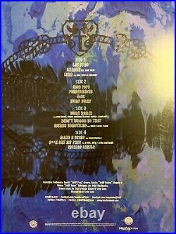 Asap Ferg Signed Vinyl PSA/DNA COA Trap Lord Album Lp Record
