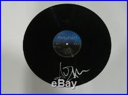 Avril Lavigne Signed Head Above Water Vinyl Album Autographed Proof Jsa Coa