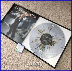 Avril Lavigne Signed Let Go Vinyl Record Album Autograph Framed Psa Dna Coa