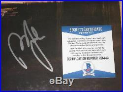 BILLY JOEL Signed SONGS IN THE ATTIC Autograph Vinyl LP Record Album Beckett COA