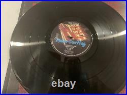 Bathory Under The Sign Of The Black Mark 1987 LP Under One Flag FLAG 11 VG+/EX