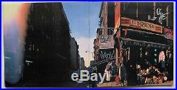 Beastie Boys Autographed Pauls Boutique Vinyl Record Album signed x3 Beckett BAS