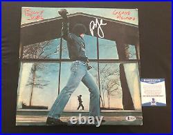 Billy Joel Signed Glass Houses Album Vinyl Lp Autograph Beckett Bas Coa 14