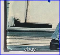 Billy Joel Signed Glass Houses LP Album JSA COA #AA05008 Auto Vinyl