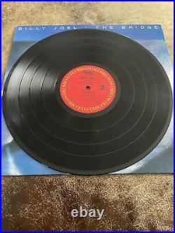 Billy Joel The Bridge Vinyl Album Signed With COA