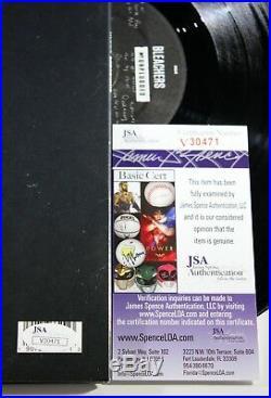 Bleachers Jack Antonoff Signed Mtv Unplugged Lp Vinyl Rsd Record Album +jsa Coa