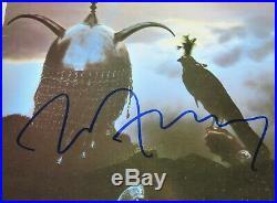 Bryan Ferry ROXY MUSIC Signed Autograph Avalon Album Vinyl Record LP