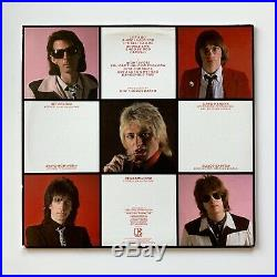 Candy-O Signed Autographed The Cars ALBUM, VINYL LP 1979, RIC OCASEK, ORR, COA