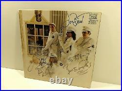 Cheap Trick Dream Police LP SIGNED Album Cover Rare Vinyl Rock Album Framed