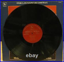 Children of the Corn (1984) SIGNED by STEPHEN KING, Original Soundtrack Album LP