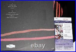 DALLAS GREEN SIGNED CITY AND COLOUR BRING ME YOUR LOVE 2x LP VINYL ALBUM JSA COA