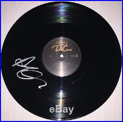 DRAKE Autographed Signed TAKE CARE Vinyl 2 LP Album withCOA & Photo PROOF RARE