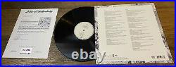 DRAKE & FUTURE DUAL SIGNED WHAT A TIME TO BE ALIVE ALBUM VINYL LP With PSA LOA