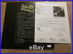 DRAKE Signed ROOM FOR IMPROVEMENT Record Album Vinyl Autographed AUTO JSA LOA