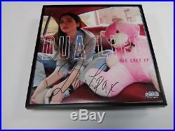 DUA LIPA The Only Ep SIGNED + FRAMED Vinyl Record Album