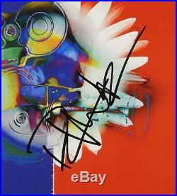 Dave Matthews Band JSA Signed Autograph Record Crash Vinyl LP Album