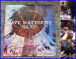 Dave Matthews Band Signed Signed Vinyl Album 4+ Dave Matthews