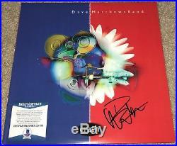Dave Matthews Signed Crash Vinyl Album Dmb Band Come Tomorrow Big Whiskey Bas