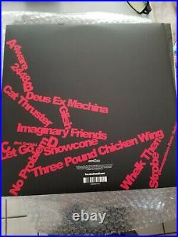 Deadmau5 SIGNED W/2016ALBUM/ AUTOGRAPHED VG RARE 2xLP Vinyl Record 4x4 READ