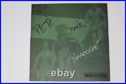 Dispatch Signed Autograph Album Vinyl Record Bang, Bang Chad, Pete, Brad