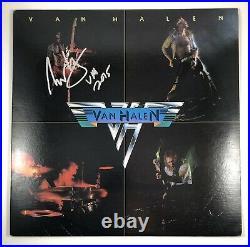 Eddie Van Halen Signed Autographed Van Halen Debut Vinyl Album