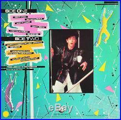 Elton John Authentic Signed Jump Up! Album Cover With Vinyl BAS #E36685