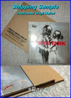 Eminem Signed Marshall Mathers LP Vinyl Album JSA BAS COA SSLP20