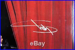 Eminem Signed The Eminem Show Album Cover With Vinyl Autographed BAS #A02038