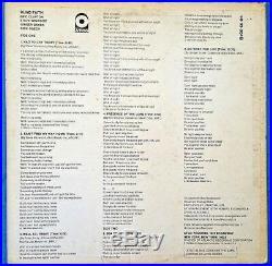 Eric Clapton Steve Winwood Ginger Baker Signed Album Cover