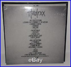 FUTURE SIGNED HNDRXX VINYL ALBUM RAPPER AUTOGRAPH FRAMED (Drake Migos 2 Chainz)