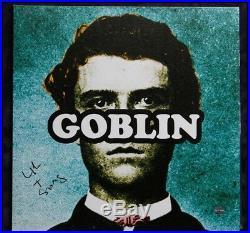 GFA Goblin Vinyl TYLER THE CREATOR Signed New Record Album AD1 COA