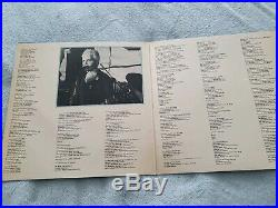 Gary Numan. Tubeway Army. 1st album, BEGA 4 Blue Vinyl. Signed on front cover