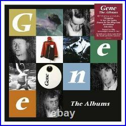 Gene Albums Signed 180-Gram Colored Vinyl Boxset New Vinyl LP Oversize Ite