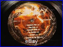 Green Day Signed Record Album Vinyl Autographed COA Billie Joe Armstrong