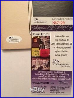 Gregg Allman Signed The Gregg Allman Tour LP Album JSA #N87129 Vinyl Record