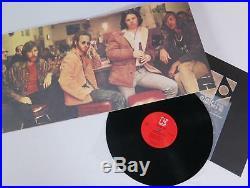 Henry Diltz THE DOORS Signed Autograph Morrison Hotel Album Vinyl Record LP