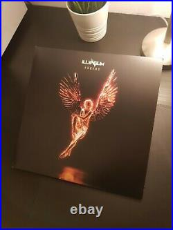 Illenium Ascend deluxe colour vinyl SIGNED litho with frame