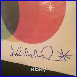 Jack's Mannequin People and Things Andrew McMahon SIGNED Vinyl Album Record