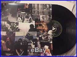 John Carpenter Signed Vinyl Album Anthology Soundtrack Plus Lanyard