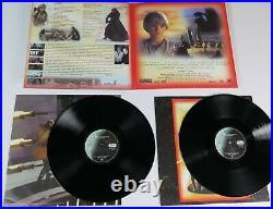 John Williams STAR WARS Signed Autograph The Phantom Menace Album Vinyl LP