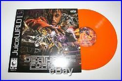 Juice Wrld Signed Death Race For Love Album Vinyl Record Lp Coa Drfl Rapper Rip