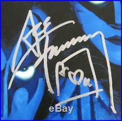 KISS Signed Autograph Creatures Of The Night Album Vinyl LP by 4 Ace, Vinnie +