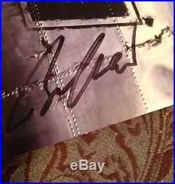 KISS Signed Autograph Revenge Album LP by All 4 Members Grey Marble Vinyl
